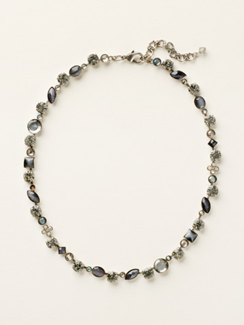 **SPECIAL ORDER**Crystal Rock Necklace by Sorrelli~NAQ3ASCRO