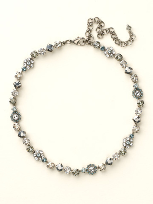 **SPECIAL ORDER**Crystal Rock Necklace by Sorrelli~NBE2ASCRO