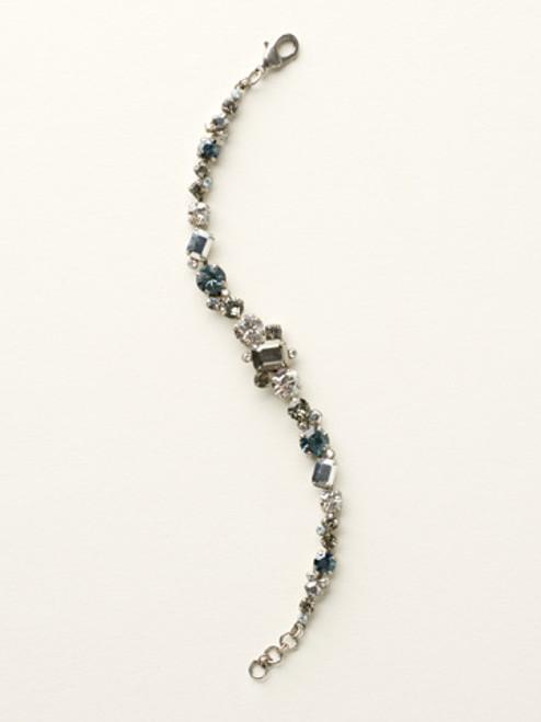 **SPECIAL ORDER**Crystal Rock Bracelet by Sorrelli~BCR137ASCRO
