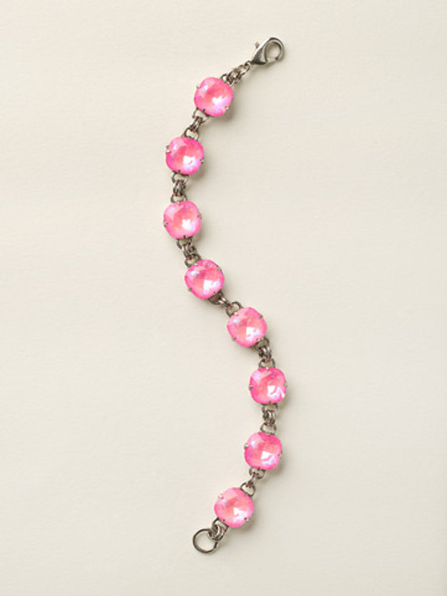 Soft Silhouettes Crystal Bracelet by Sorrelli BCY57ASUP