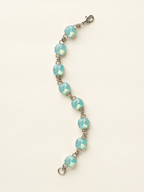 Soft Silhouettes Crystal Bracelet by Sorrelli BCY57ASPAC