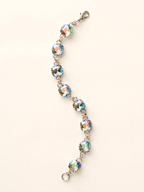 Soft Silhouettes Crystal Bracelet by Sorrelli BCY57ASBDA