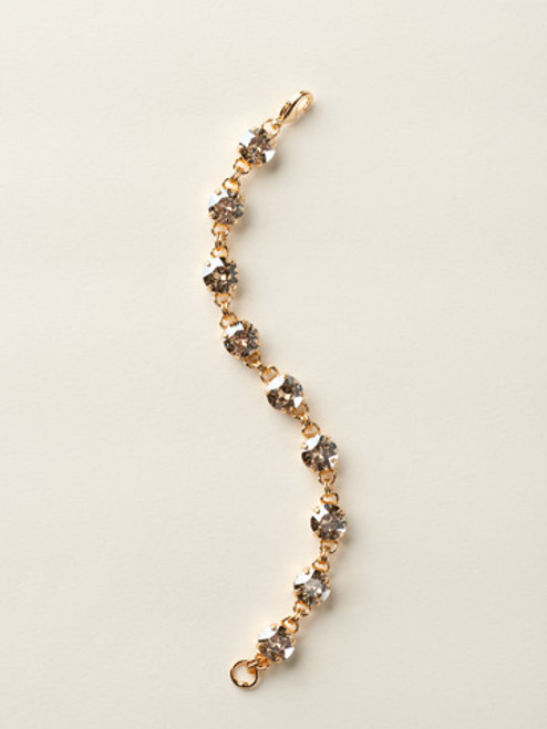 SPECIAL ORDDERSoft Silhouettes Crystal Bracelet by Sorrelli BCY55BGDCH