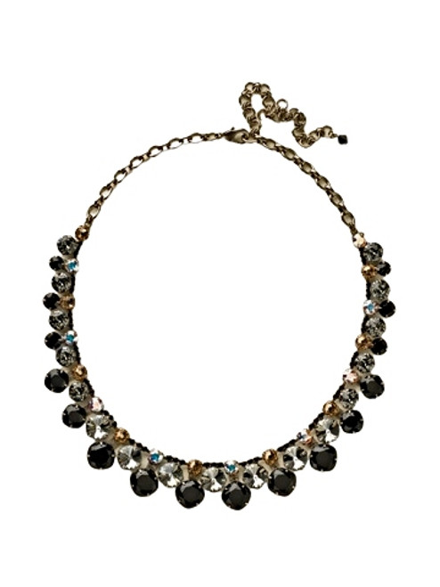 **SPECIAL ORDER**EVENING MOON CRYSTAL NECKLACE BY SORRELLI~NCT14ASEM