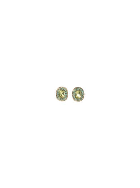 Sorrelli ATLANTIS- Petite Crystal Stud Earrings~ EBZ40ASAT