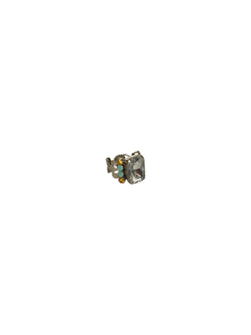 Sorrelli ATLANTIS- Treat Yourself Band Ring~ RCL12ASAT