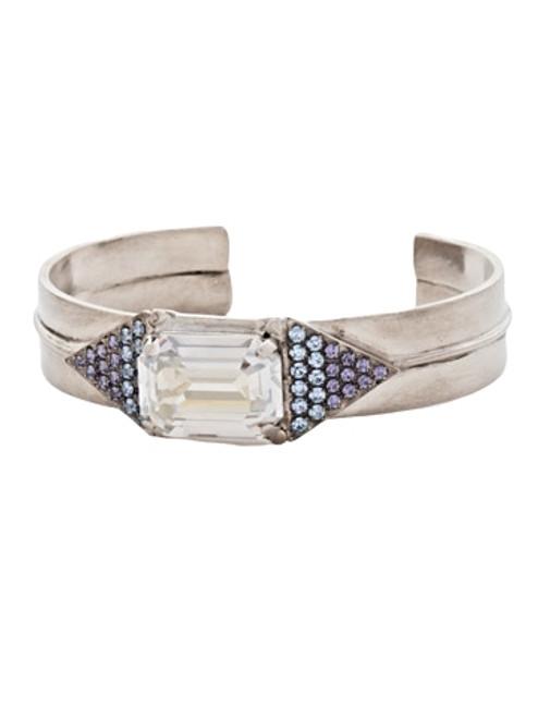 Sorrelli DIXIE- Twin Triangle Cuff Bracelet~ BCW16ASDX