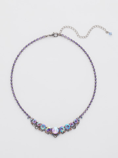 DIXIE CRYSTAL NECKLACE BY SORRELLI NCW11ASDX