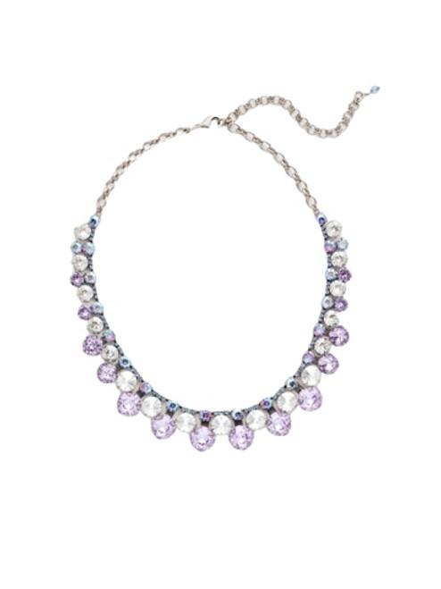 Sorrelli DIXIE- Cushion-Cut Crystal Statement Collar Necklace~ NCT14ASDX