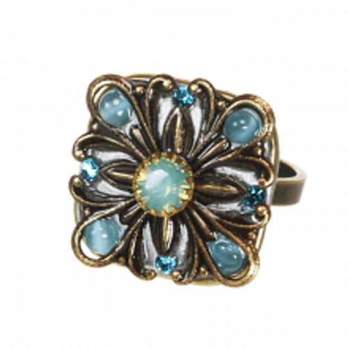 Michal Golan Atlantis Collection - Diamond Shaped Ring ~ R300