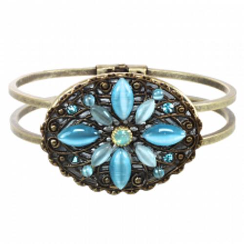 Michal Golan Atlantis Collection - Oval Cuff Bracelet ~ SB493