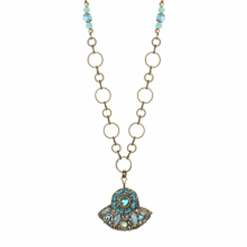 MICHAL GOLAN ATLANTIS SPRING COLLECTION NECKLACE