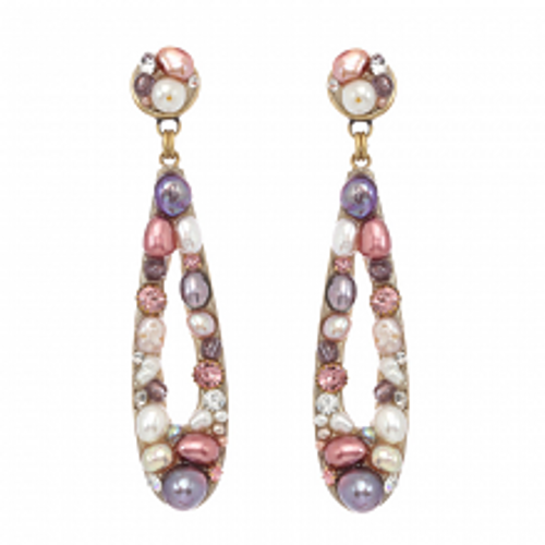 MICHAL GOLAN CONSTELLATION COLLECTION EARRINGS