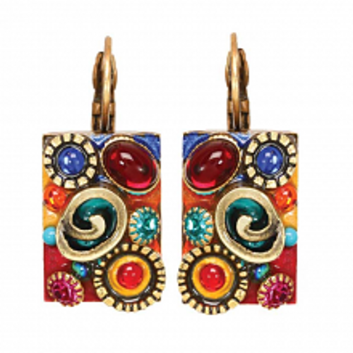 MICHAL GOLAN CONFETTI COLLECTION EARRINGS