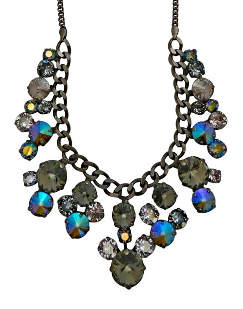CRYSTAL ROCK NECKLACE BY SORRELLI ncw10ascro