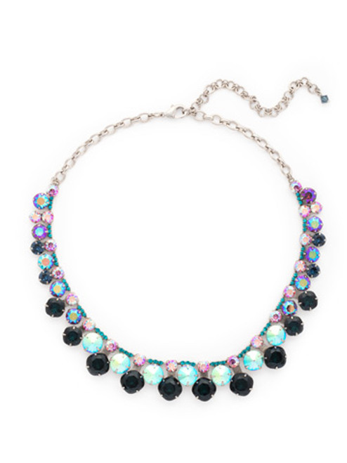 NORTHERN LIGHTS CRYSTAL NECKLACE By Sorrelli NCT14ASNL