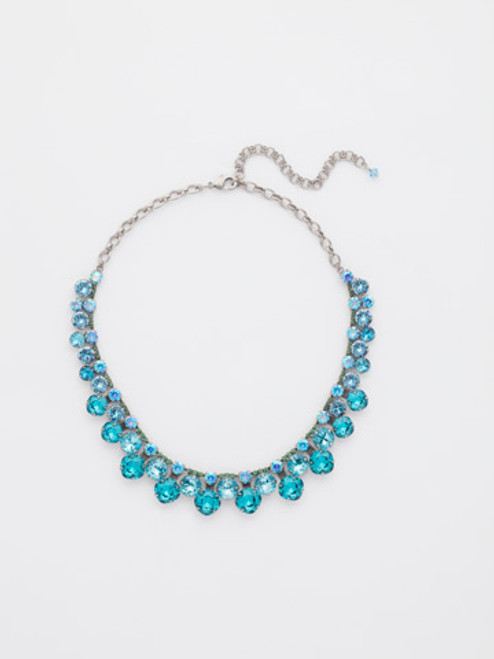 **SPECIAL ORDER**Sorrelli Ocean Crystal Necklace~NCT14ASOC