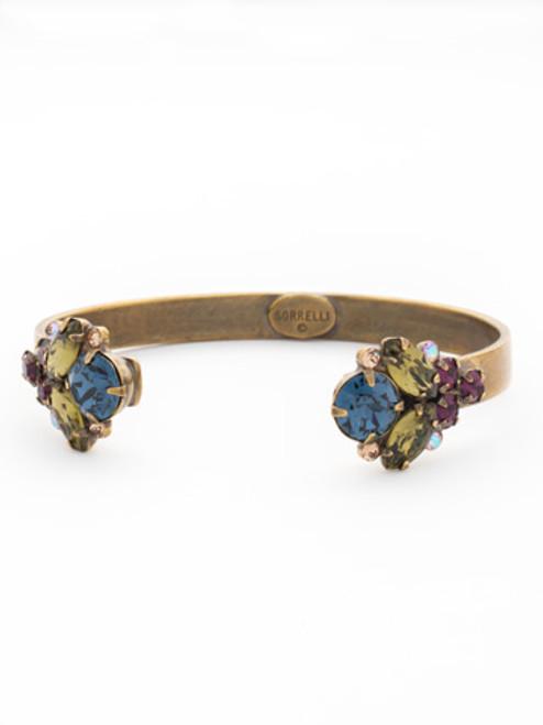 Sorrelli Aurora Sky Crystal Bracelet BCW17AGAUS