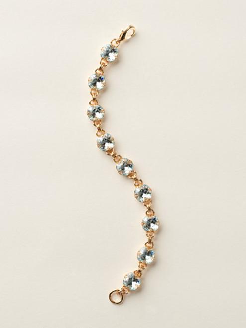 Soft Silhouettes Crystal Bracelet by Sorrelli BCY56BGLAQ
