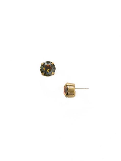 Sorrelli Essentials Volcano Crystal Earrings ECM14AGVO