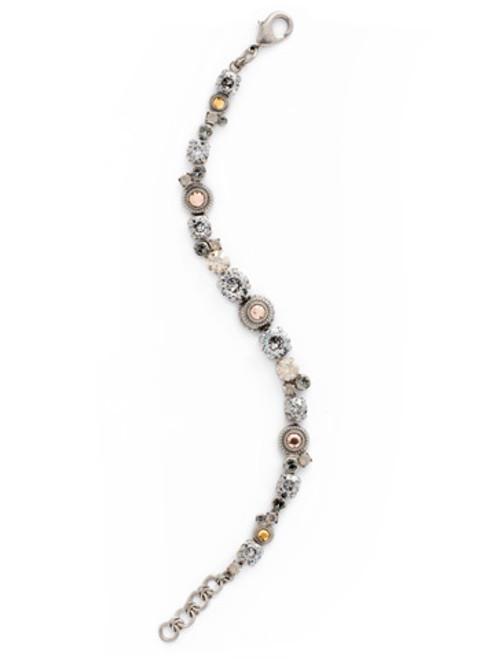 Sorrelli Gold Vermeil Swarovski Crystal Bracelet BDH26ASGV