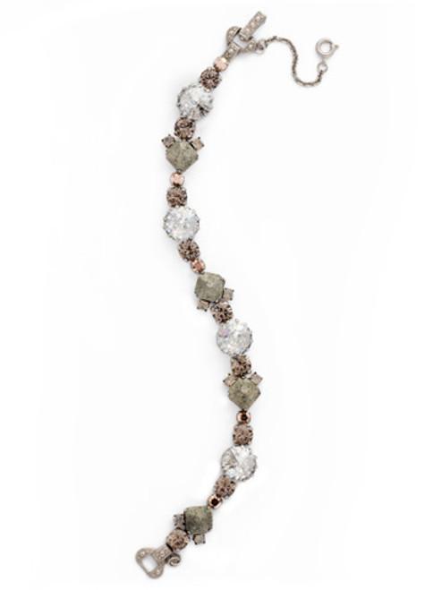 Sorrelli- Gold Vermeil Gingham Classic Bracelet~ BDH7ASGV