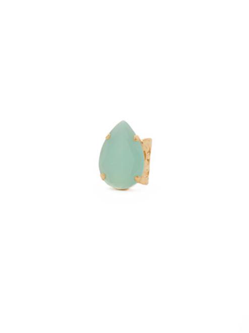 SORRELLI~ Pacific Opal- Teardrop Crystal Ring~ RCM25BGPAC