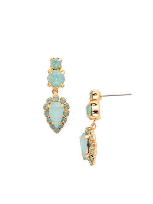 SORRELLI Pacific Opal Crystal Earrings ECP2BGPAC