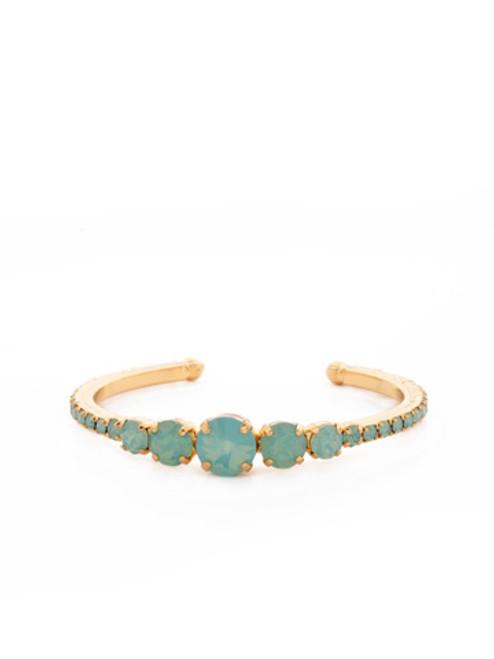 SORRELLI Pacific Opal- Dazzling Dotted Cuff Bracelet~ BCQ14BGPAC