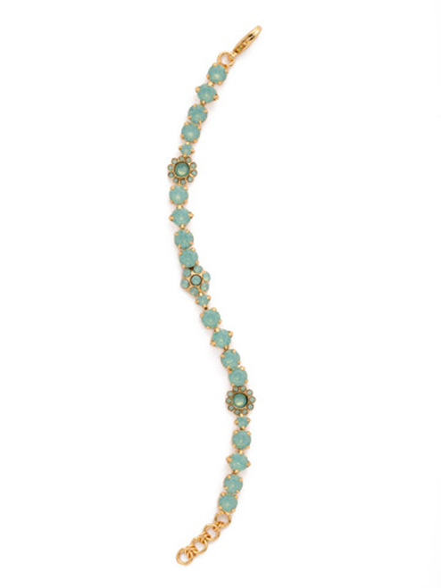 SORRELLI Pacific Opal Crystal Bracelet BBE2BGPAC