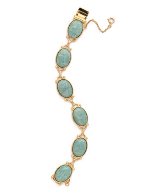 SORRELLI Pacific Opal- Large Eyelet Classic Bracelet~ BDJ1BGPAC