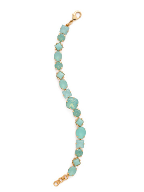 SORRELLI Pacific Opal- Straightaway Crystal Bracelet~ BBX1BGPAC