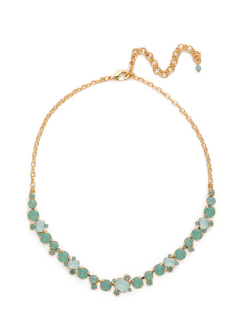 PACIFIC OPAL Crystal Necklace ndb78bgpac
