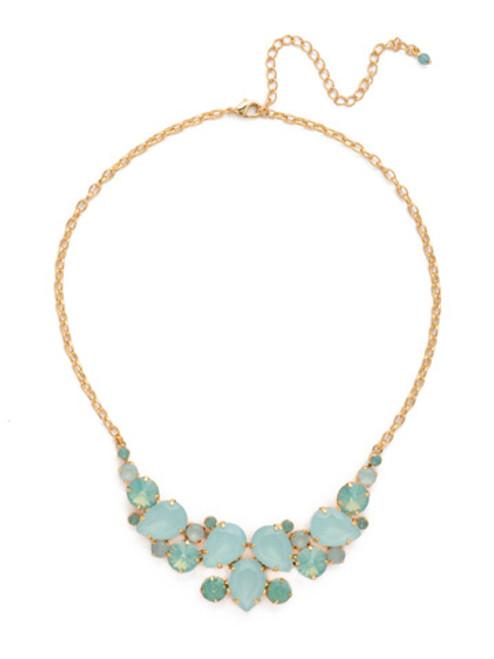 SORRELLI Pacific Opal Crystal Necklace NDJ14BGPAC