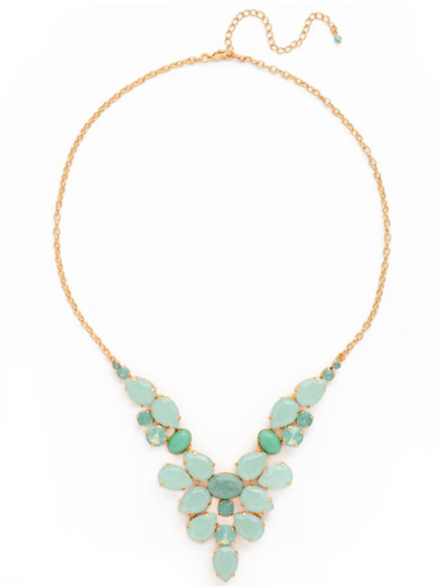 special order sorrelli pacific opal crystal necklace nde59bgpac