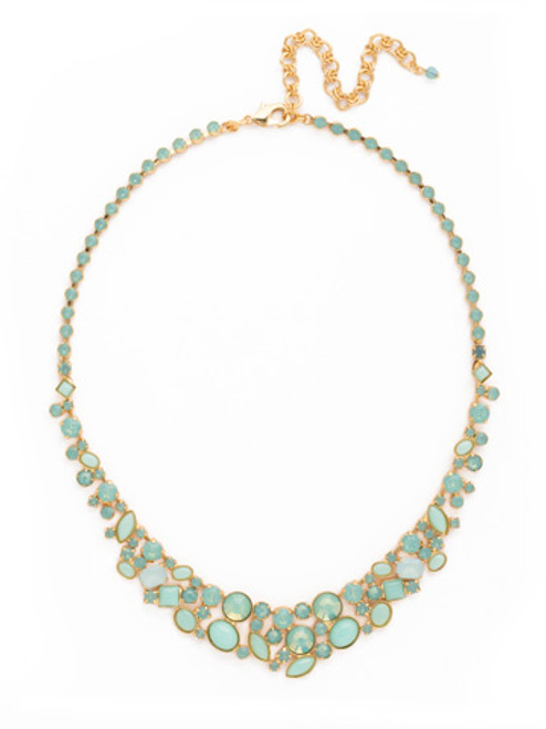 special order sorrelli pacific opal crystal necklace ndj11bgpac