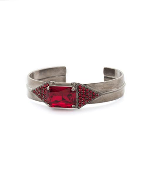CRANBERRY Crystal Bracelet by Sorrelli BCW16ASCB