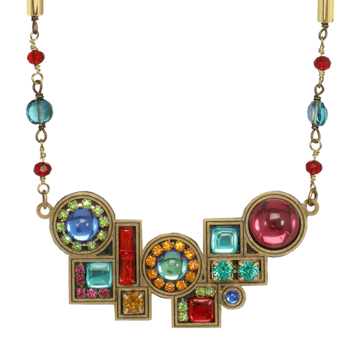 GOLAN MULTI BRIGHT NECKLACE