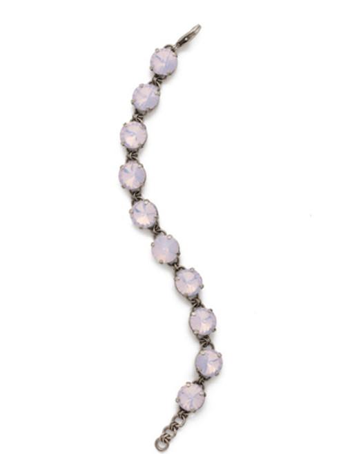 sorrelli rainbow quartz crystal bracelet bdk6asrq