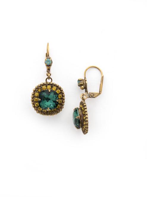 Sorrelli GEM POP Crystal Earrings edk4agpop