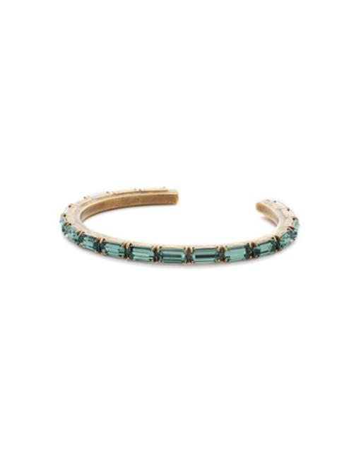SORRELLI GEM POP Crystal Cuff Bracelet BDK49AGPOP