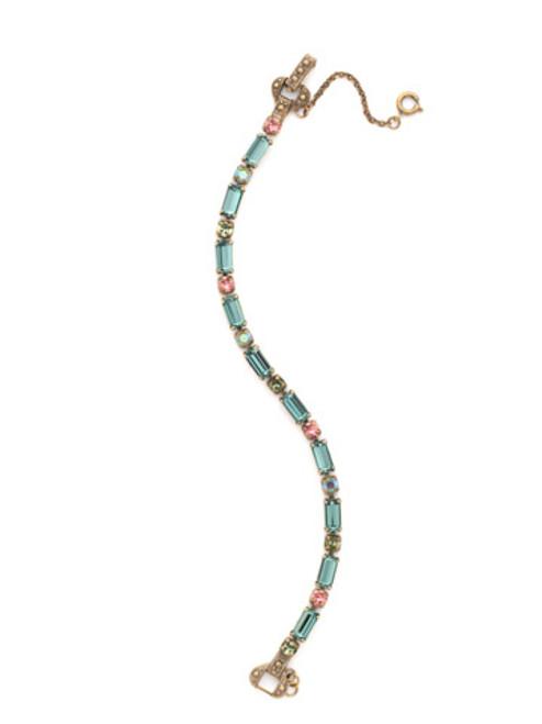 Sorrelli GEM POP Crystal Bracelet bdk70agpop