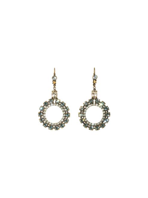 Sorrelli Afterglow- Luxe Loops Earrings~ ECN37AGAFG