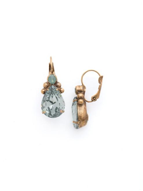 SORRELLI WASHED PASTEL Crystal Earrings EDN60AGWP