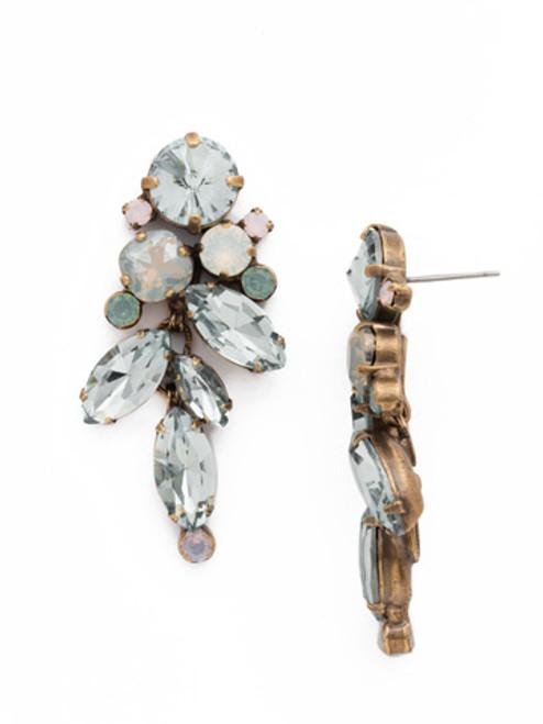SORRELLI WASHED PASTEL Crystal Earrings EDN50AGWP