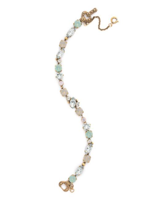 SORRELLI WASHED PASTEL Crystal Bracelet BDN1AGWP