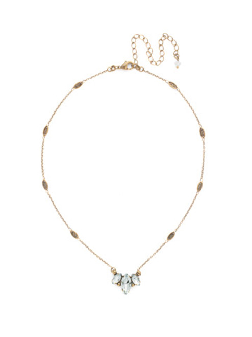 SORRELLI WASHED PASTEL Crystal Necklace NDN52AGWP