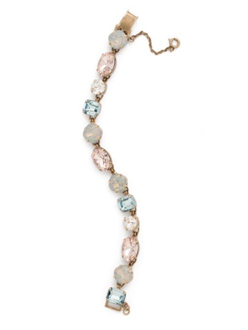 COASTAL MIST Crystal Bracelet