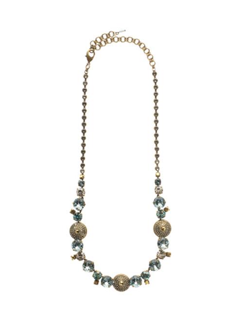 Sorrelli Afterglow- Glam Overload Necklace~ NCM16AGAFG