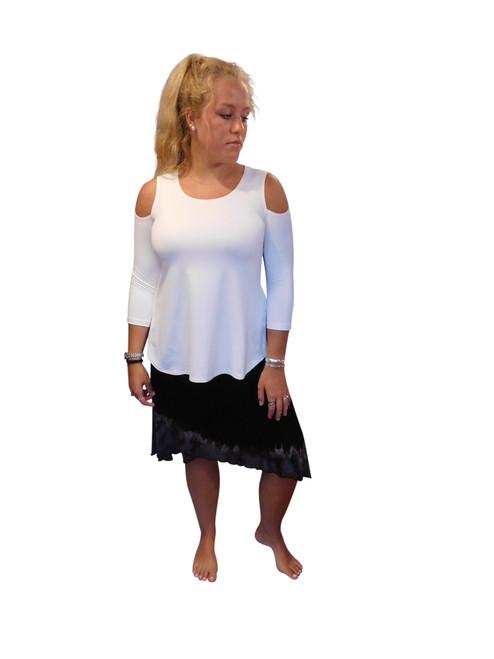 Vineyard Drift Skirt by Moontide Dyers